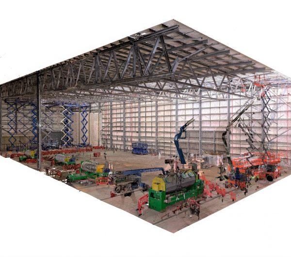 3D Point cloud warehouse